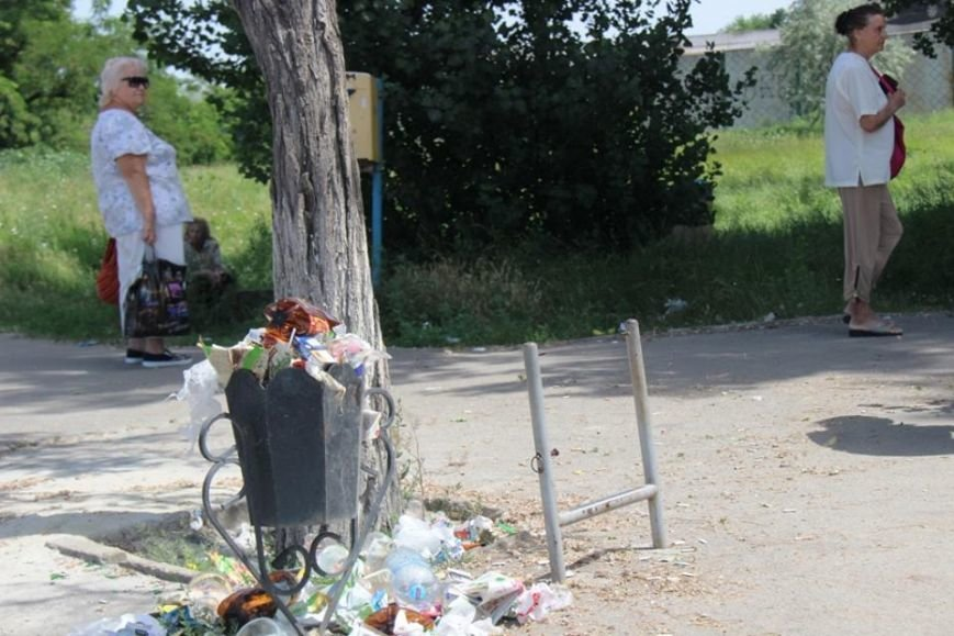 Отдыху херсонцев мешает мусор (фото), фото-5