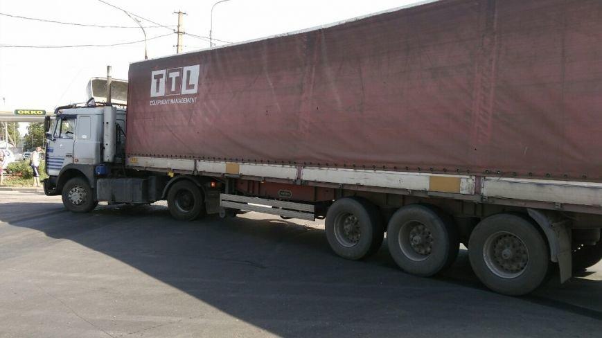 В Мариуполе столкнулись автобус, фура и маршрутка. Пострадало 16 человек (ДОПОЛНЕНО+ФОТО), фото-10