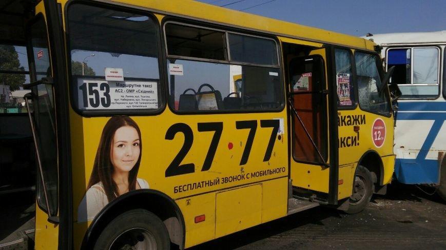 В Мариуполе столкнулись автобус, фура и маршрутка. Пострадало 16 человек (ДОПОЛНЕНО+ФОТО), фото-8
