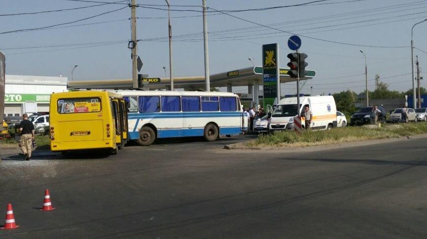 В Мариуполе столкнулись автобус, фура и маршрутка. Пострадало 16 человек (ДОПОЛНЕНО+ФОТО), фото-13
