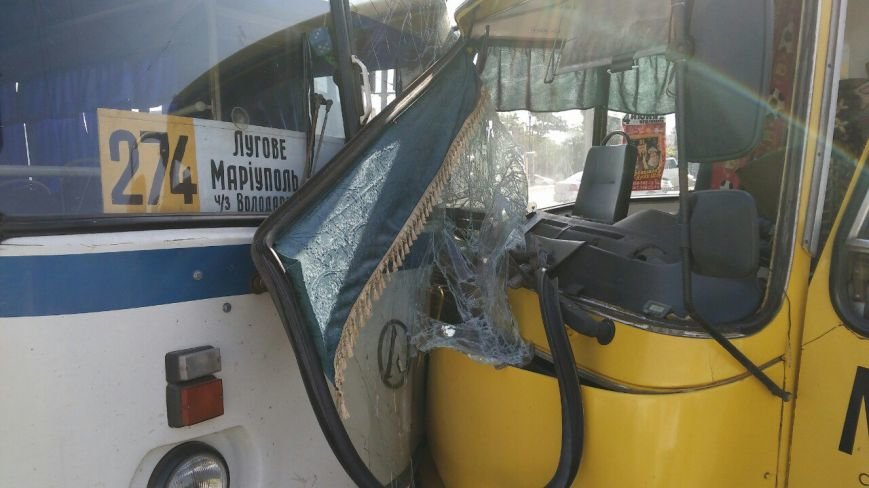 В Мариуполе столкнулись автобус, фура и маршрутка. Пострадало 16 человек (ДОПОЛНЕНО+ФОТО), фото-14