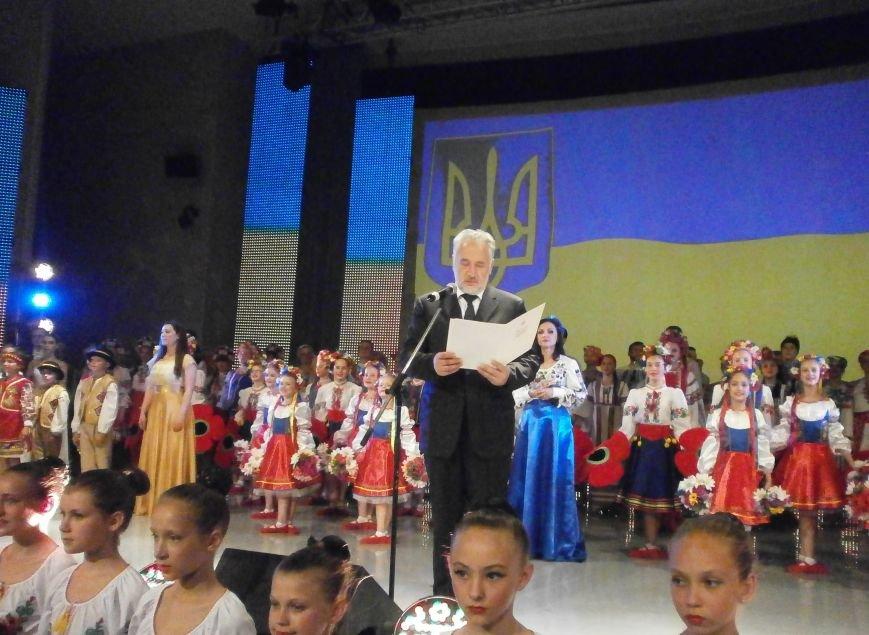 Коллектив «Непоседы» достойно представил Бахмут на Гала-концерте в Киеве, фото-1