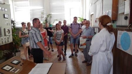 Краматорский водоканал помогает обучать студентов, фото-3