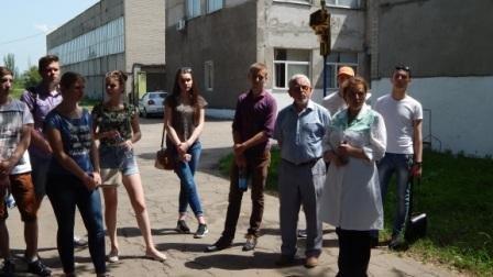 Краматорский водоканал помогает обучать студентов, фото-1