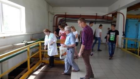 Краматорский водоканал помогает обучать студентов, фото-2