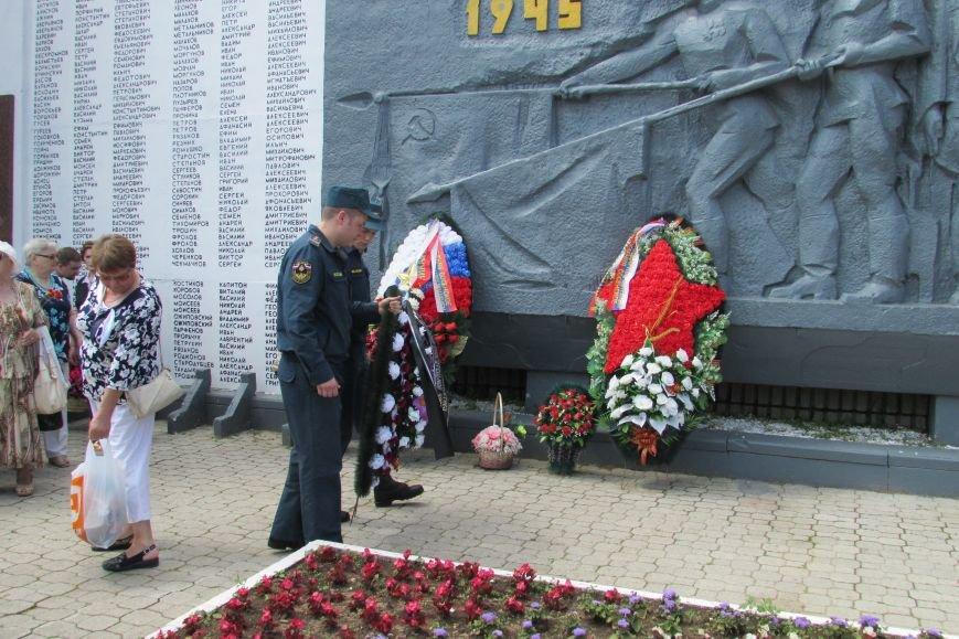 В пожарно-спасательных частях Новой Москвы прошла Вахта Памяти, фото-3