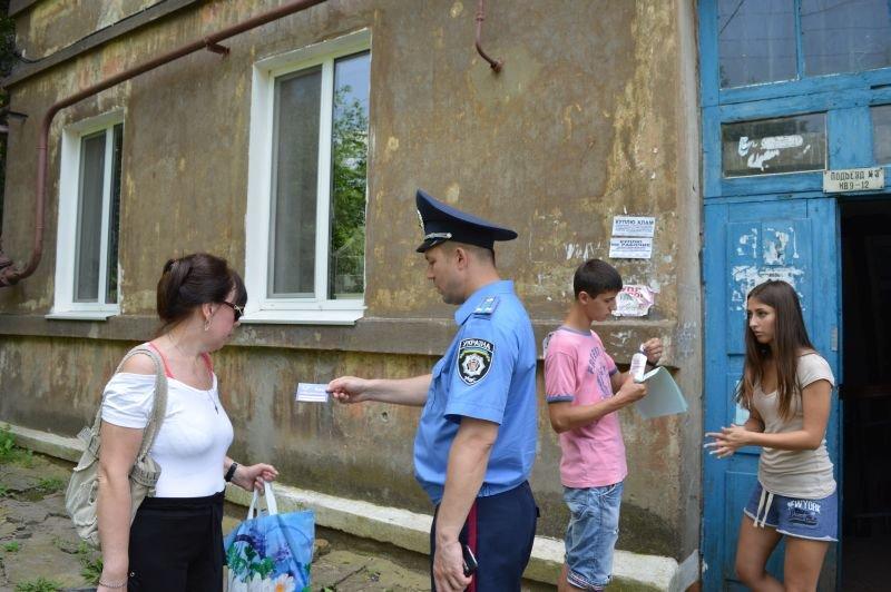 Жителей Краматорска познакомили с участковыми, фото-3