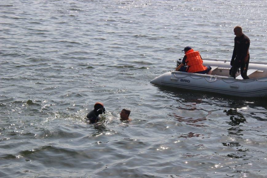 В Херсоне спасатели на пляже учили детей оказывать первую помощь (фото), фото-1