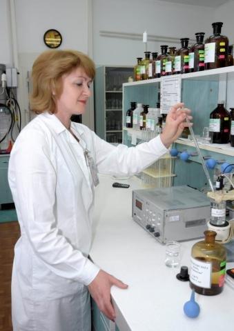 Трудовые будни эколого-химической лаборатории ОП ЮУАЭС, фото-1
