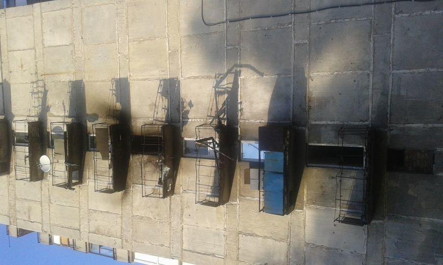 Авдеевские пожарные оперативно справились с работой (ФОТО), фото-3
