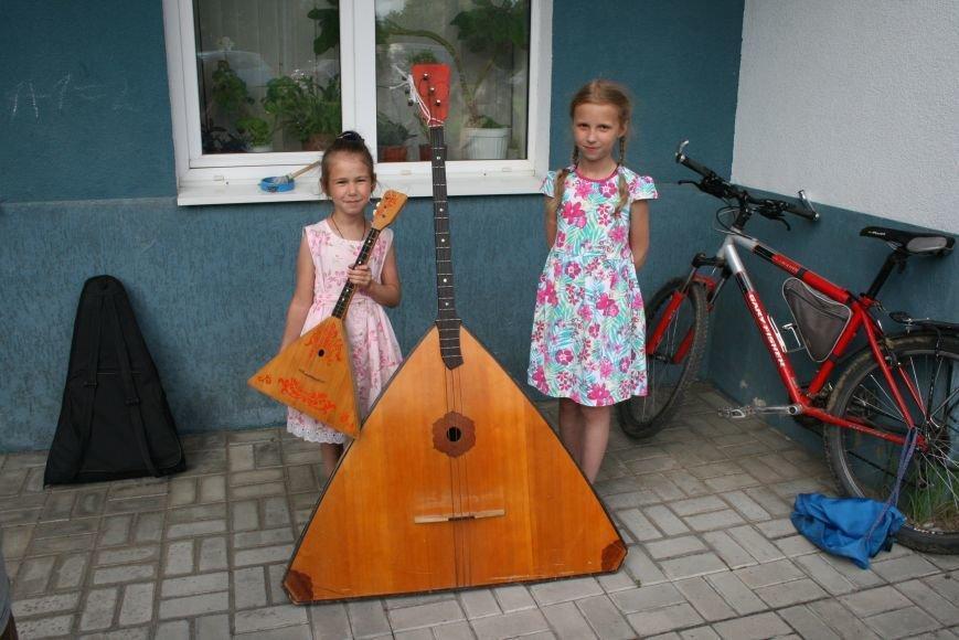 В Троицком Доме Учёных играли на балалайках, фото-5