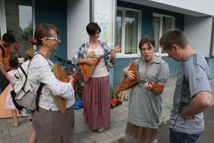 В Троицком Доме Учёных играли на балалайках, фото-1