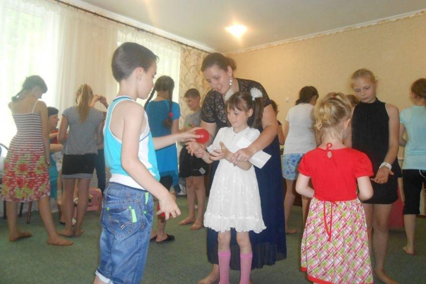 Православные волонтёры Доброполья разрушают стереотипы о детях-инвалидах, фото-4