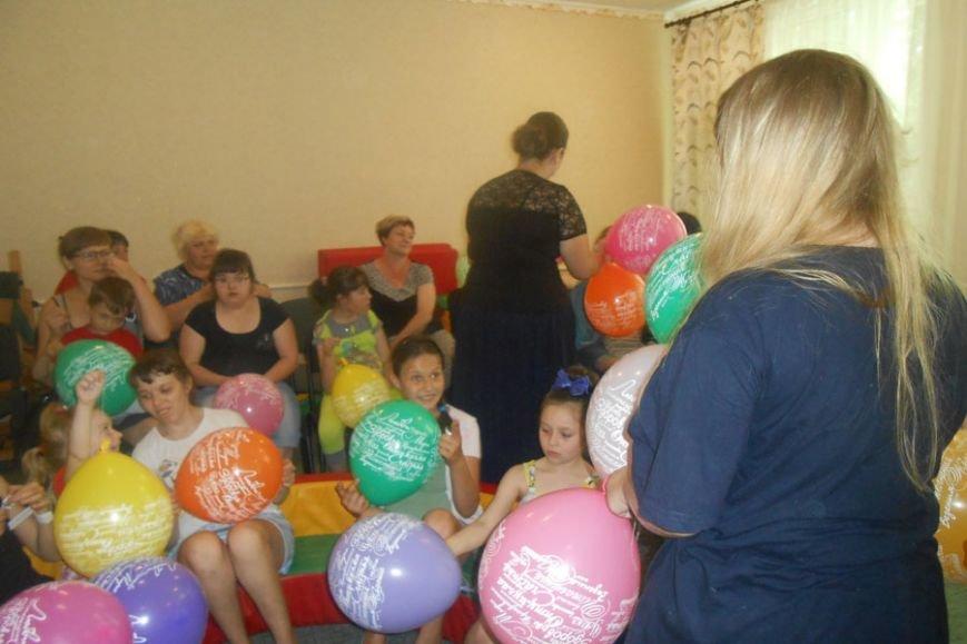 Православные волонтёры Доброполья разрушают стереотипы о детях-инвалидах, фото-7