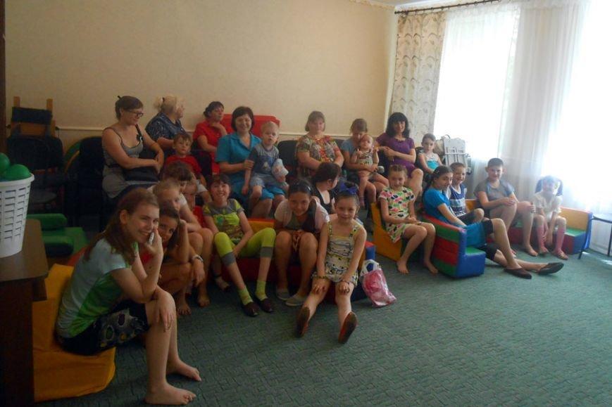 Православные волонтёры Доброполья разрушают стереотипы о детях-инвалидах, фото-1
