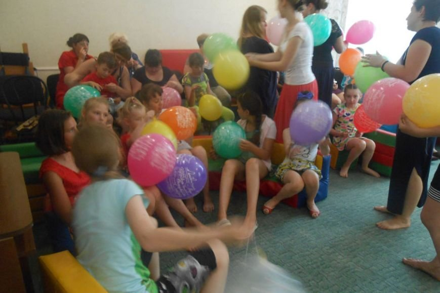 Православные волонтёры Доброполья разрушают стереотипы о детях-инвалидах, фото-6