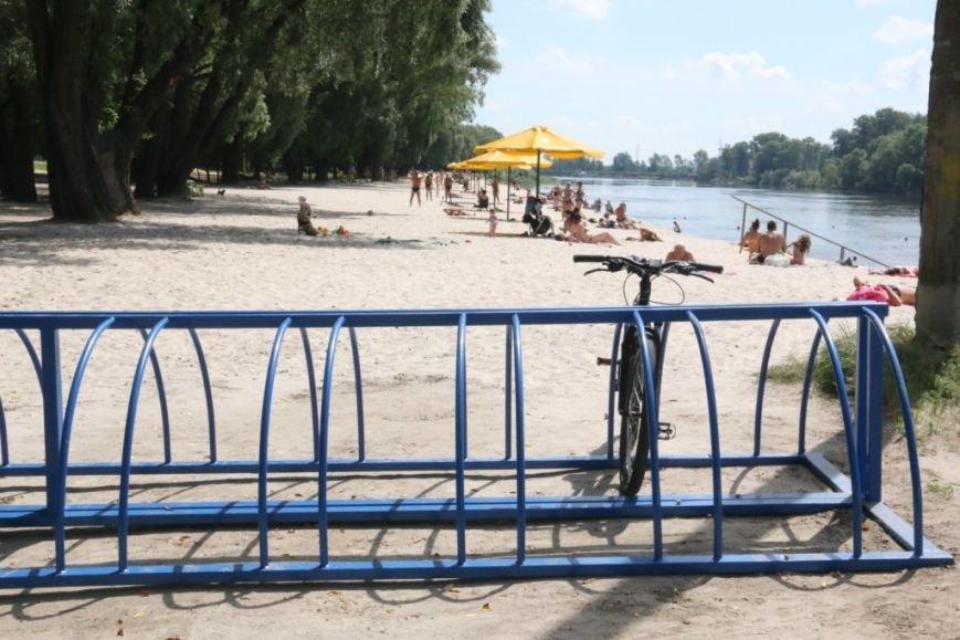 Золотой ты наш! Главный черниговский пляж преображается, но пока без раздевалок, фото-3