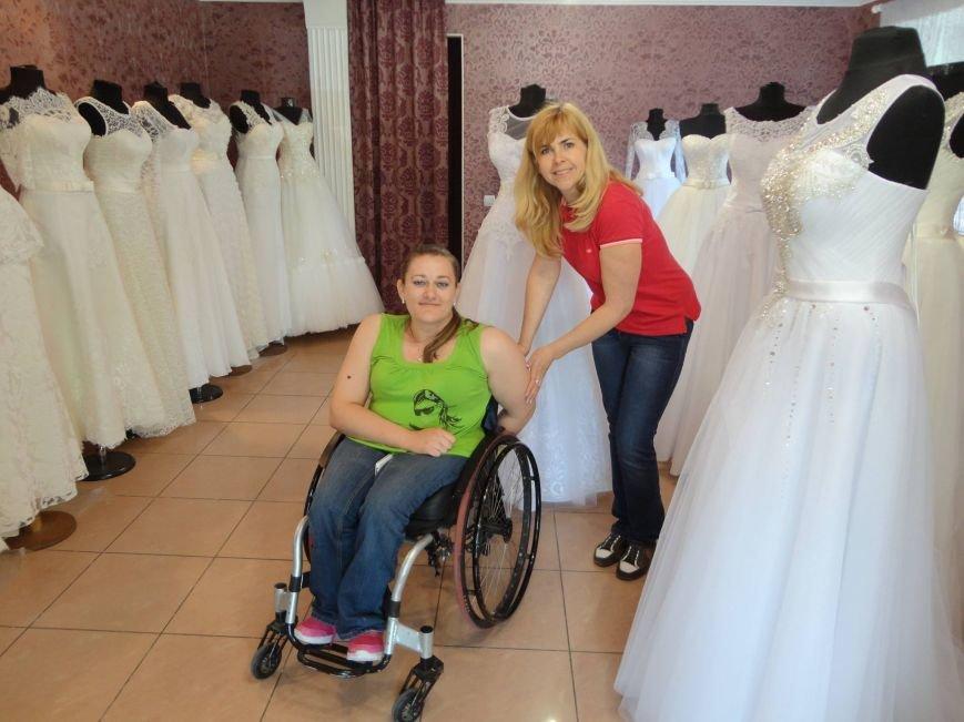 В Краматорске сыграют свадьбу на инвалидных колясках, фото-2