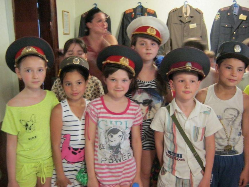 Добропольским детям провели «Урок реальной трудовой жизни», фото-2