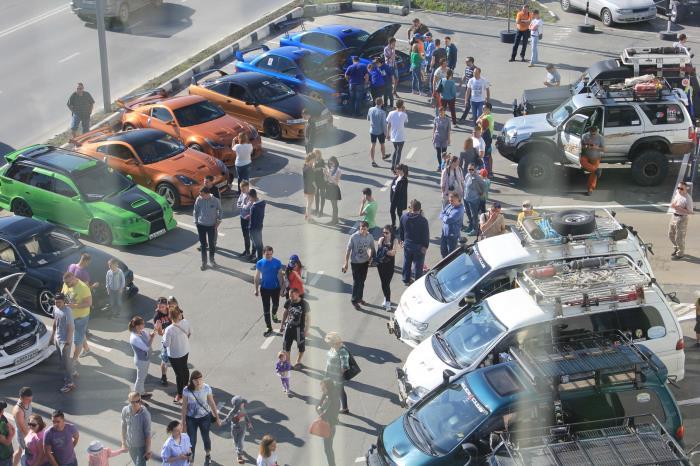 Автотюнинг - не преступление, джиперы Сахалина протестуют против техрегламента, фото-1