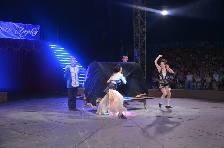 Тысячи мариупольцев увидели ангелов цирка, белого льва, тигра и трюки на высоте (ФОТО+ВИДЕО), фото-53
