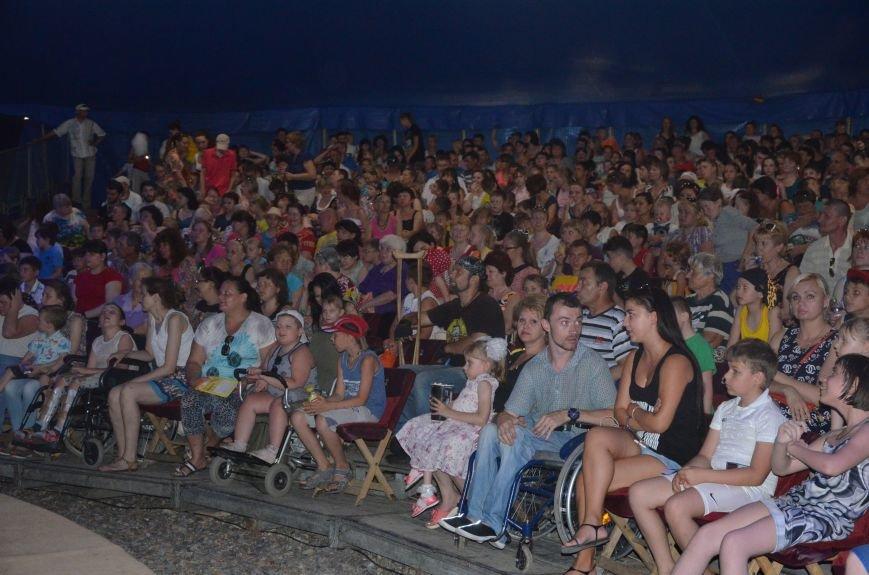 Тысячи мариупольцев увидели ангелов цирка, белого льва, тигра и трюки на высоте (ФОТО+ВИДЕО), фото-40