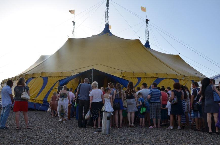 Тысячи мариупольцев увидели ангелов цирка, белого льва, тигра и трюки на высоте (ФОТО+ВИДЕО), фото-31