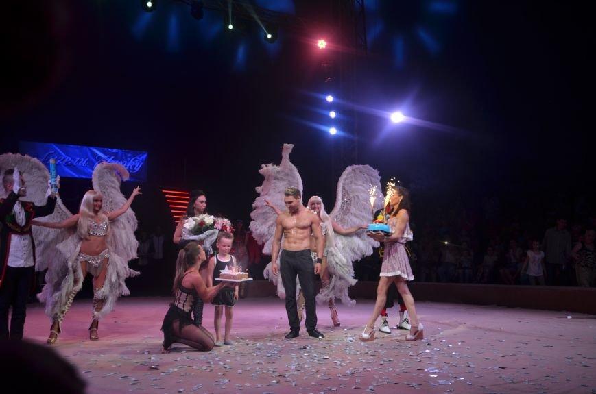 Тысячи мариупольцев увидели ангелов цирка, белого льва, тигра и трюки на высоте (ФОТО+ВИДЕО), фото-21