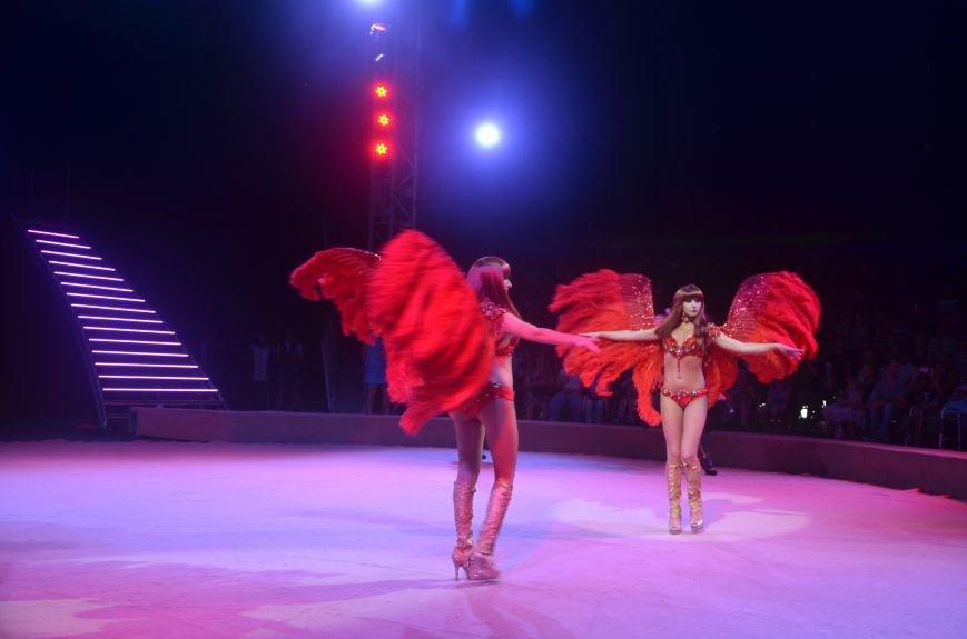 Тысячи мариупольцев увидели ангелов цирка, белого льва, тигра и трюки на высоте (ФОТО+ВИДЕО), фото-2