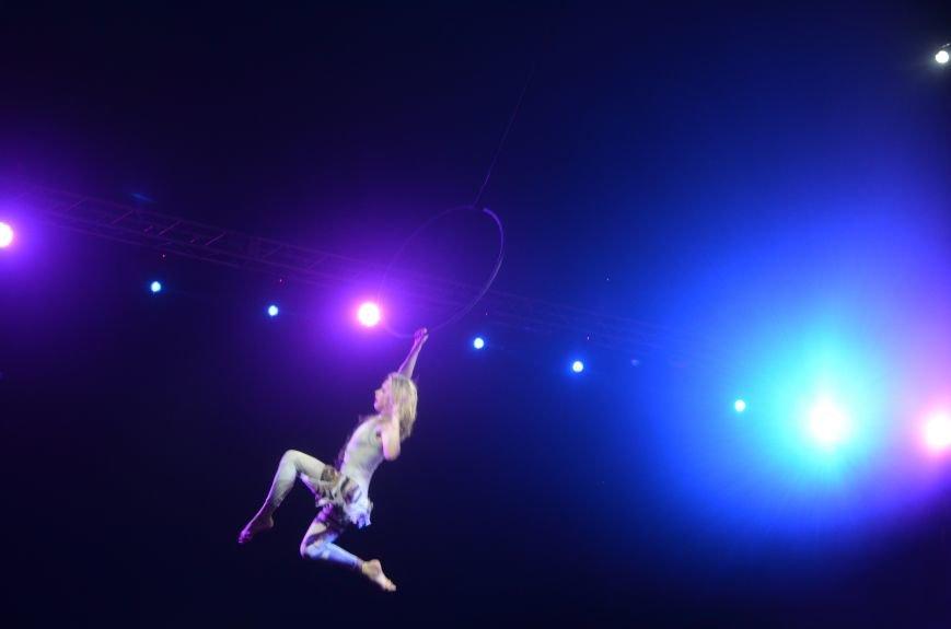 Тысячи мариупольцев увидели ангелов цирка, белого льва, тигра и трюки на высоте (ФОТО+ВИДЕО), фото-41