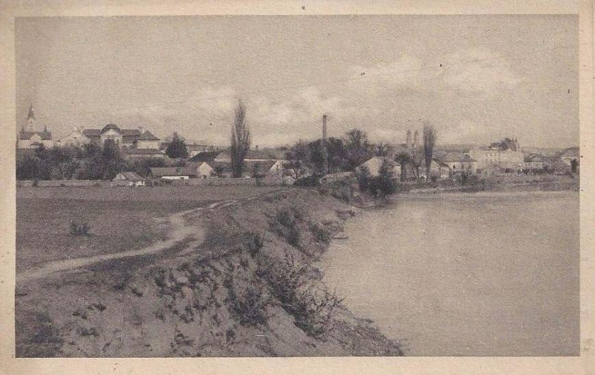 Як виглядав Ужгород століття тому: фото, фото-1