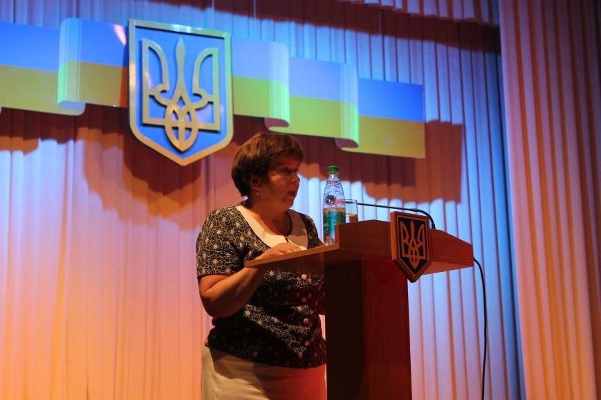 В Бахмуте состоялся праздничный концерт ко Дню Конституции Украины, фото-3