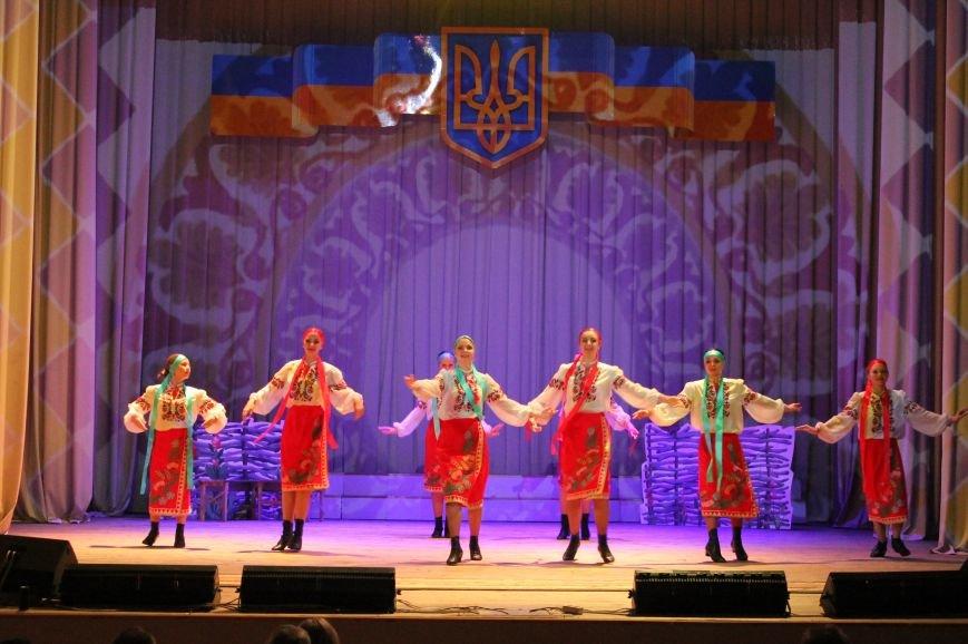 В Бахмуте состоялся праздничный концерт ко Дню Конституции Украины, фото-5