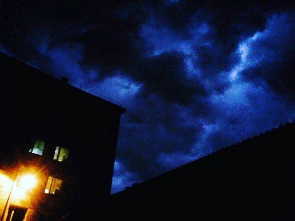 Нічна гроза у Чернівцях(ФОТО), фото-6