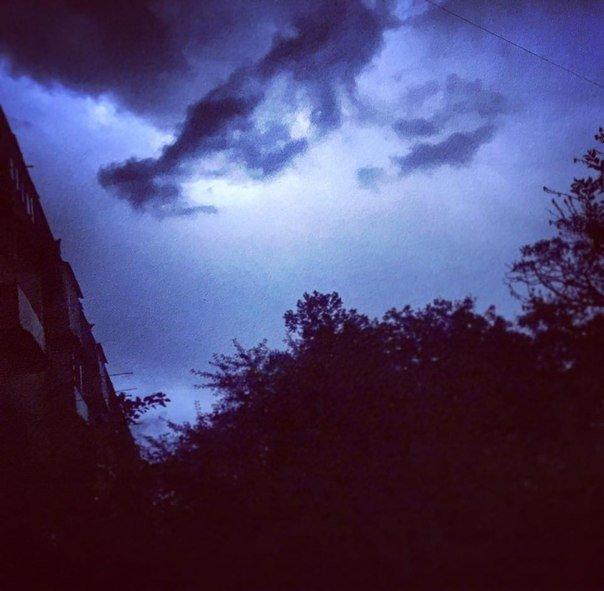 Нічна гроза у Чернівцях(ФОТО), фото-3