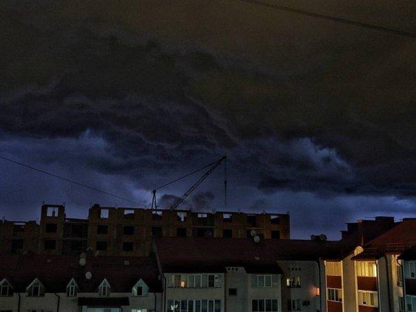 Нічна гроза у Чернівцях(ФОТО), фото-4
