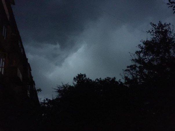 Нічна гроза у Чернівцях(ФОТО), фото-1
