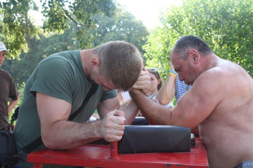 """В Ужгороді стартував """"Military ride"""": фото, фото-5"""