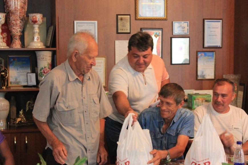 В Часов Яре слова благодарности выразили представителям ОСН за их многолетний труд, фото-7