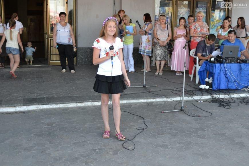 Накануне Дня молодежи в Каменском открыли фонтан и левобережный пляж, провели концерт и патриотический квест, фото-18
