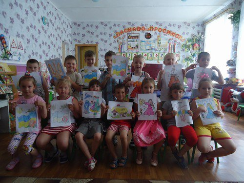 Малышей «Чебурашки»  познакомили с Конституцией Украины (ФОТО), фото-2