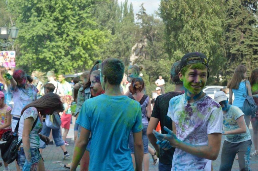 Фестиваль красок в нашем городе (фоторепортаж), фото-3