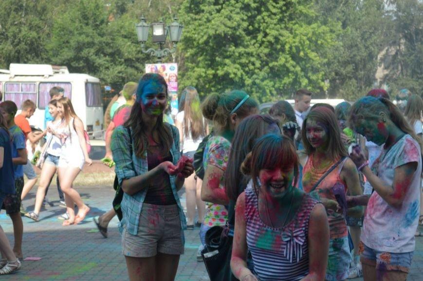 Фестиваль красок в нашем городе (фоторепортаж), фото-4