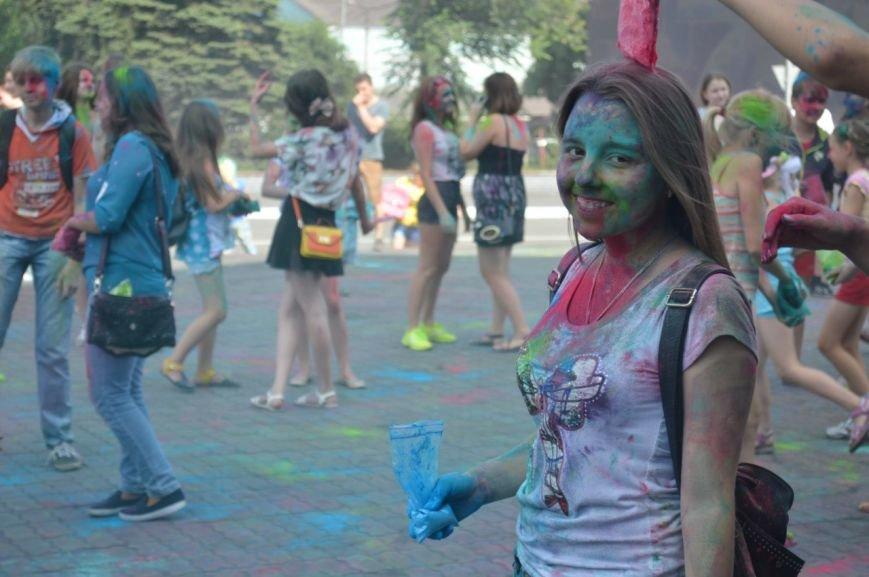 Фестиваль красок в нашем городе (фоторепортаж), фото-2