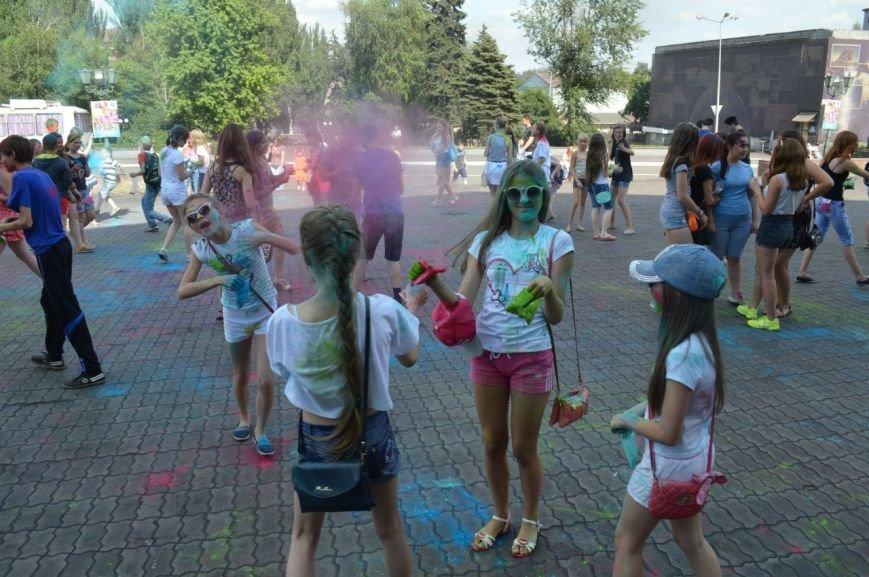 Фестиваль красок в нашем городе (фоторепортаж), фото-5