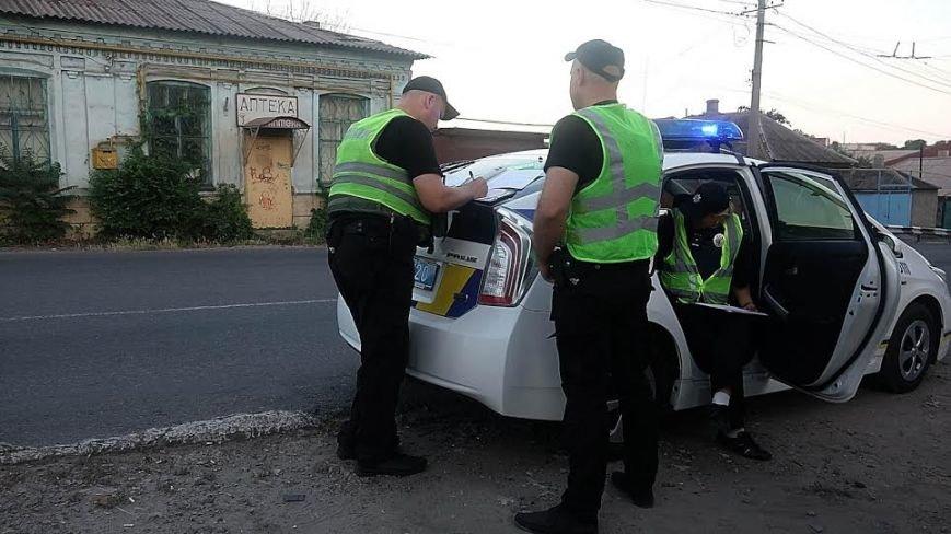 В Мариуполе пьяный водитель влетел в металлический забор (ФОТО), фото-9