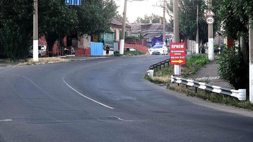 В Мариуполе пьяный водитель влетел в металлический забор (ФОТО), фото-1