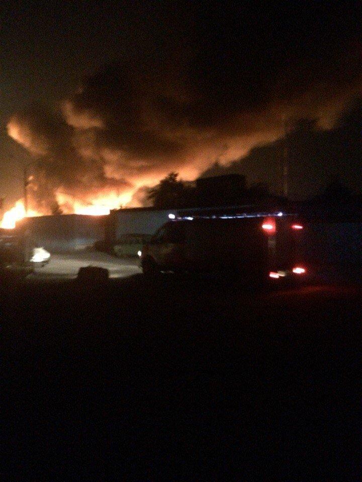 пожар байкал3