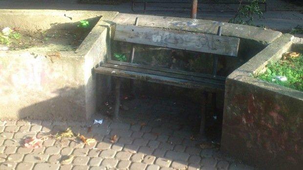 У центрі Ужгорода занепадає відомий парк: фото, фото-3