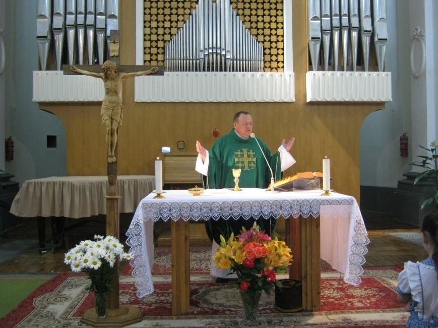 Костелу Іоанна Хрестителя - 200 років!, фото-1